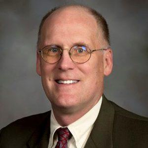 Headshot of Richard Hunt, assistant professor in Virginia Tech's Pamplin College of Business