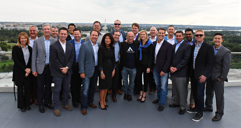 Advisory Board group photo