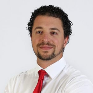 headshot of Pablo Tarazaga