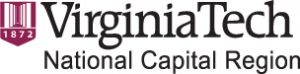 Virginia tech national capital region logo