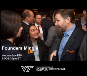 Founders Mingle